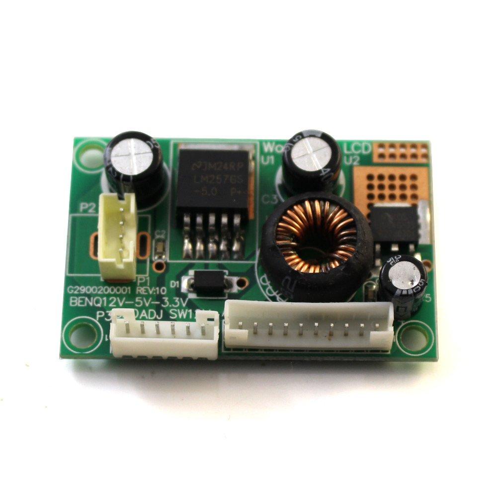 5pcs X Power Module Voltage Converter DC to DC Converter Buck Step-down Module Voltage LCD 12v to 5v 3.3v
