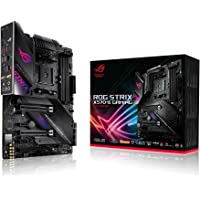 Asus ROG Strix X570-E Gaming ATX Motherboard with PCIe 4.0, Aura Sync RGB Lighting, 2.5 Gbps and Intel Gigabit LAN, WIFI…