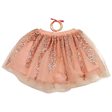 51399ab0a Amazon.com: Billieblush Peach Tutu Skirt: Clothing