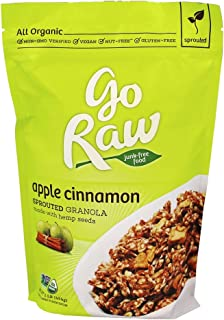 product image for Go Raw - Sprouted Granola Made with Hemp Seeds Apple Cinnamon - 1 lb