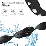 Lintelek Silicone Replacement Bands Compatible with