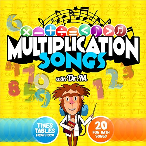 Multiplication Songs with Dr. M