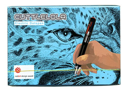 Cuttlelola Dotspen World's First Electric Drawing Pen for Illustration,stippling,manga by Cuttlelola (Image #6)