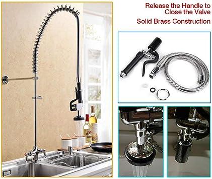 Faucet Attachment Sprayer Spout Kitchen