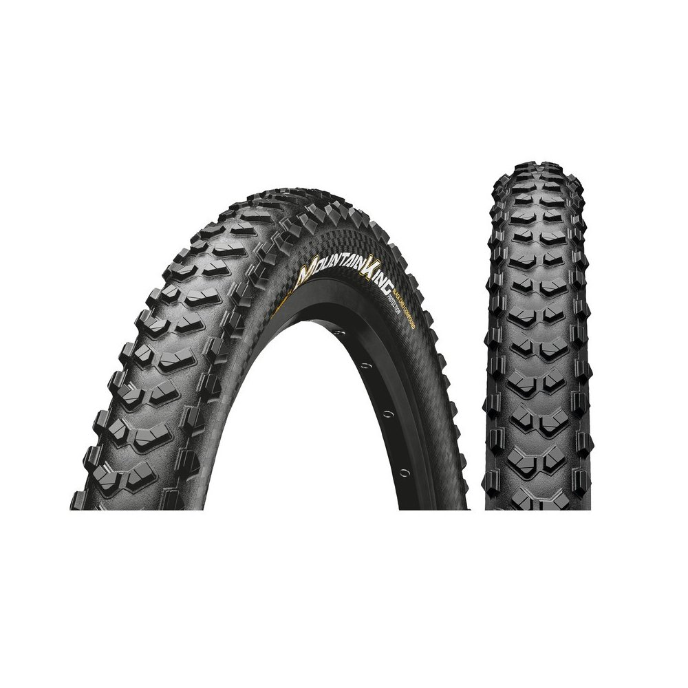 Continental Mountain King 2.3 Performance Fahrrad Reifen //// 58-584 27,5/×2,35/´/´ 650B