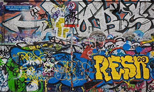 Grafitti on The U2 Wall Windmill Lane Dublin Ireland for sale  Delivered anywhere in Canada