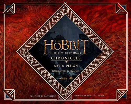 The Hobbit The Desolation Of Smaug Chronicles Art Design