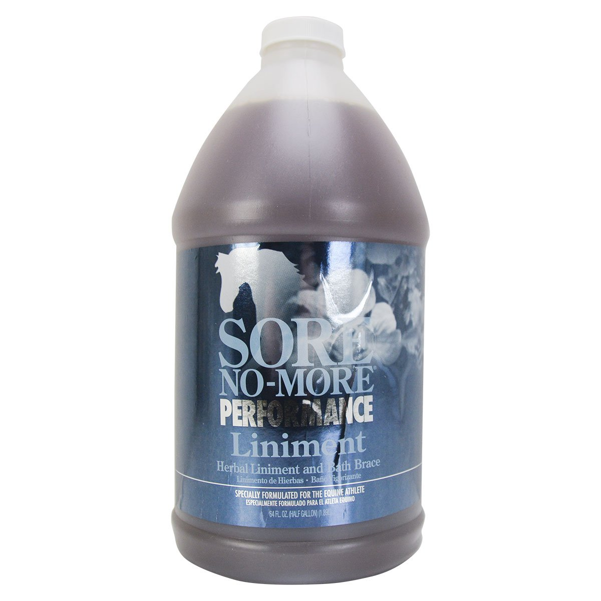 Sore No-More Performance Ultra Liniment - Gallon by Equilite