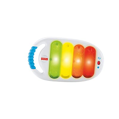 Fisher-Price Deluxe Electronic Xylophone : Baby Musical Toys : Baby