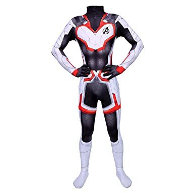 Amazon Com Avengers 4 Endgame Quantum Realm Space Costume
