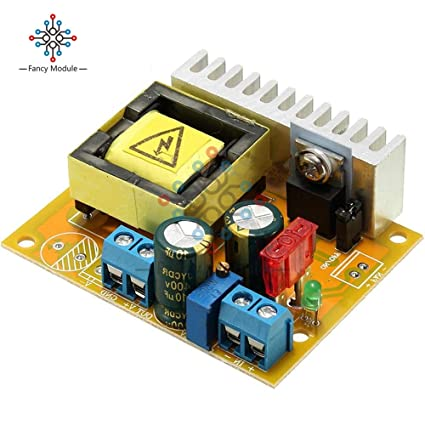 Consumer Electronics Dc-dc 8~32v To 45~390v High Voltage Boost Converter Zvs Step Up Booster Module