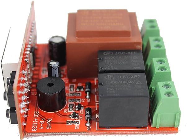 Inkbird ITC-2000 Termostato Digital Pantalla LCD y 2 Relés ...