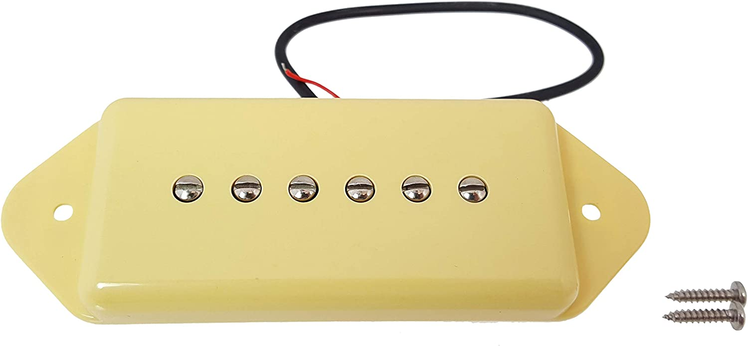 K/&K Sound Pure Bass 3 Sensor Pickup for 5-String Bass Guitar w//Gold Strap Button