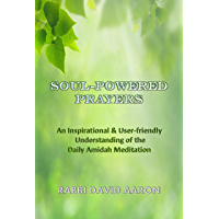 Soul-Powered Prayers: An Inspirational & User-Friendly Understanding of the Daily Amidah Meditation (English Edition)