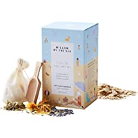 Calm Baby Bath Tea - 100% Certified Organic Bath Wash, The Perfect Alternative to Soap - by Willow by the Sea
