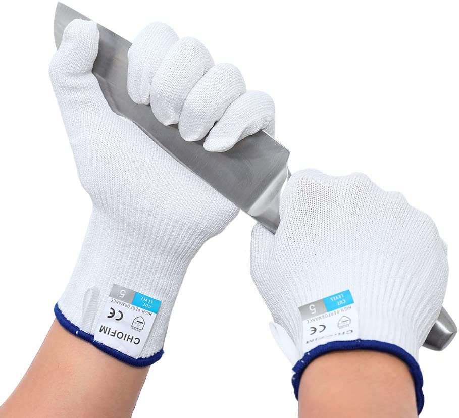 CHIOFIM Cut Resistant Gloves Food Grade High performance Protection