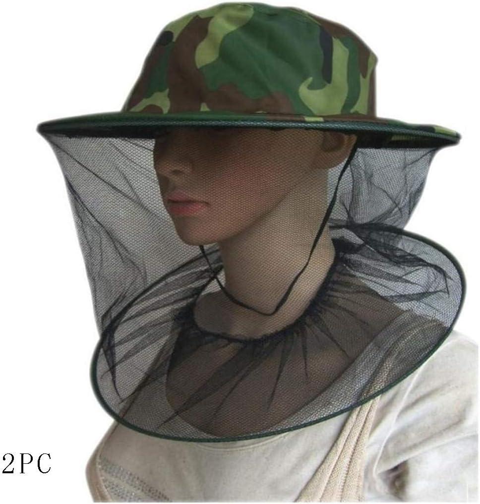 Luccase - 2 Unidades de máscara antimosquitos para