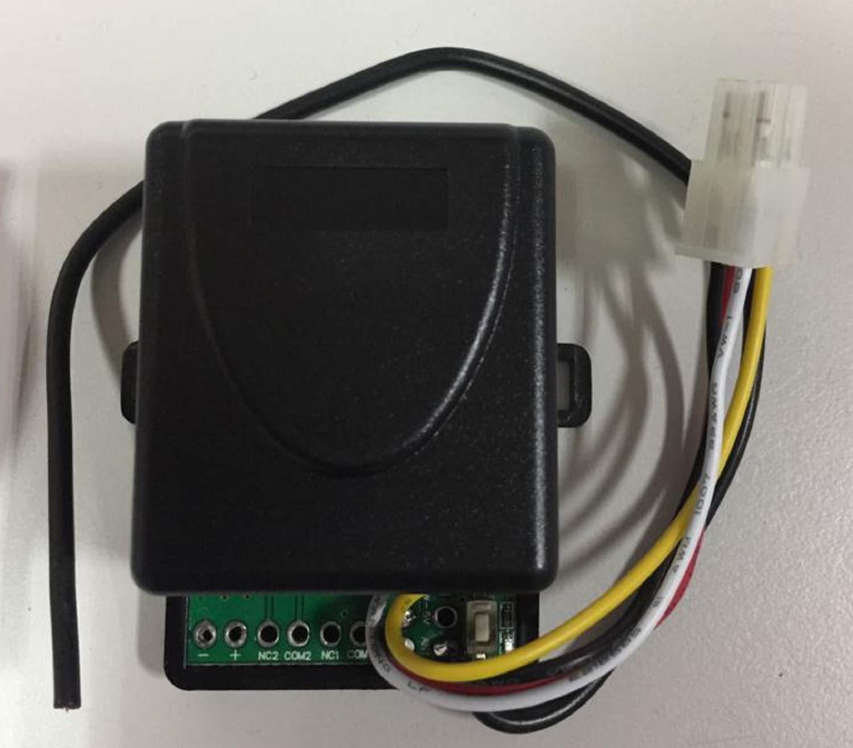Receptor para mando de maquina de tabaco para principales marcas, GM Vending y Azcoyen.