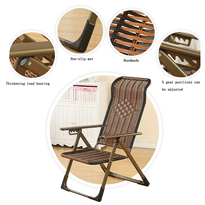 Amazon.com: Lounge chair Zero Gravity Folding Recliner ...