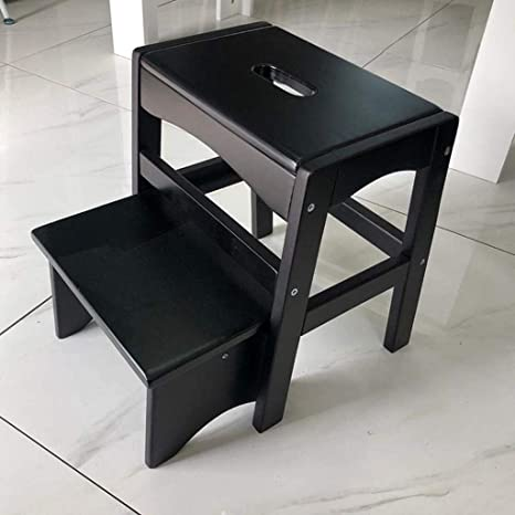 Admirable Amazon Com Rmjai Ladder Stool Simple Modern Low Stool Solid Gmtry Best Dining Table And Chair Ideas Images Gmtryco