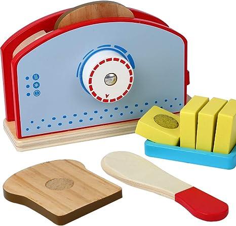 Kinder Holz Messer Spielzeug Kinderküche Rollenspiel Zubehör 1 Stücke