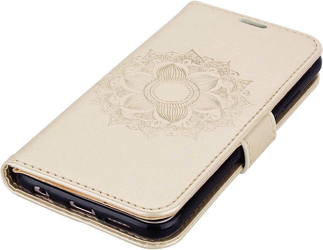 Schwarz Huphant Compatible for Handyh/ülle Huawei P20 Lite H/ülle Leder Glitzer Handytasche Strass Krone Brieftasche Klapph/ülle Kartenf/ächer Flip Case for Huawei P20 Lite SchutzH/ülle
