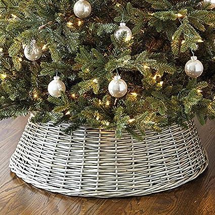 willow christmas tree basket ballard designs