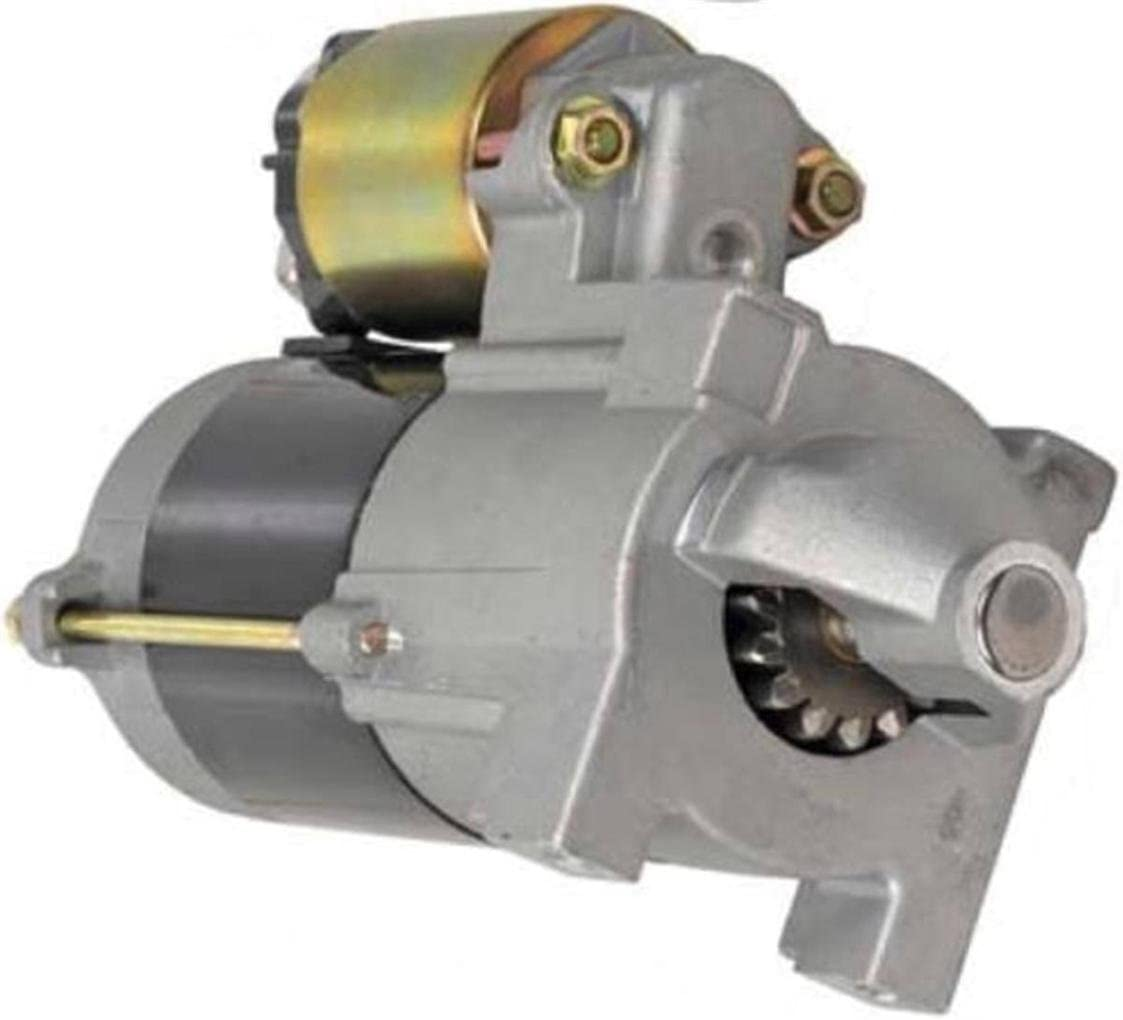Amazon.com: New Motor de arranque Fits John Deere para ...