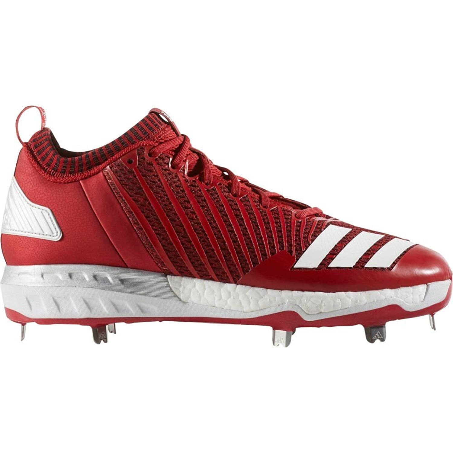 (アディダス) adidas メンズ 野球 シューズ靴 adidas Boost Icon 3 Metal Baseball Cleats [並行輸入品] B077XVKD7F 8.5-Medium