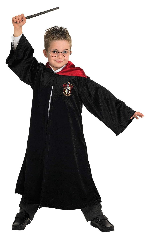 Rubie's Offizielles Harry Potter Gryffindor Deluxe Bademantel Kinder Kostüm B07KWCF7ZS Kostüme für Kinder Sonderaktionen zum Jahresende | Grüne, neue Technologie