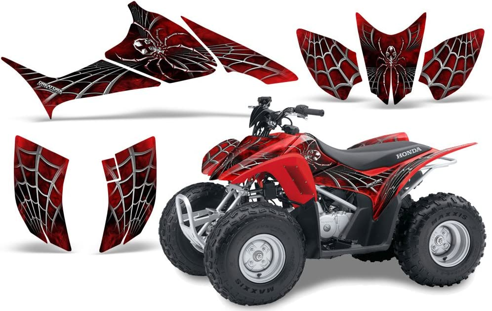 CreatorX Graphics Kit Decals Stickers for Popular brand OFFicial mail order Honda Trx 2006-2016 90