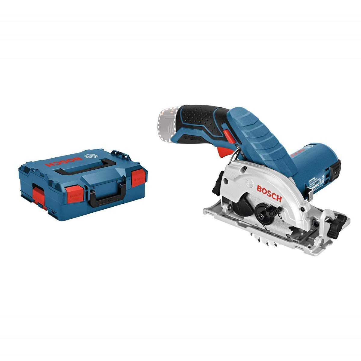 Bosch Gks 10 8 V Li Solo Professional Circular Saw In L Boxx 06016 A1002 Buy Online In Angola At Angola Desertcart Com Productid 167774151