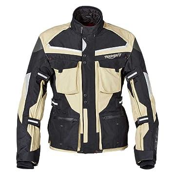 Amazon.com: Triumph Trek Jacket M Tan: Automotive