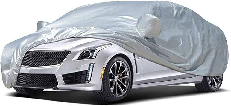 All-Weather Car Cover for 2009 Cadillac CTS Sedan 4-Door