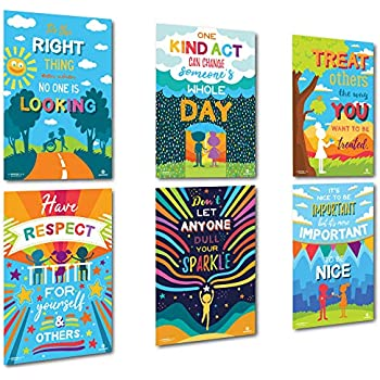 Amazon Com Sproutbrite Classroom Decorations Vertical Banner