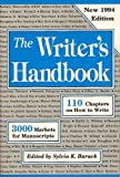 The Writer's Handbook, 1993, Sylvia K. Burack, 0871161672
