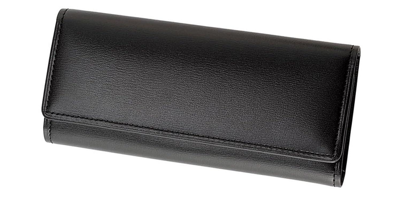 【キプリス】キーケース■ボックスカーフ ~ポトフィール~ 4451 B075FJCP1G  ブラック