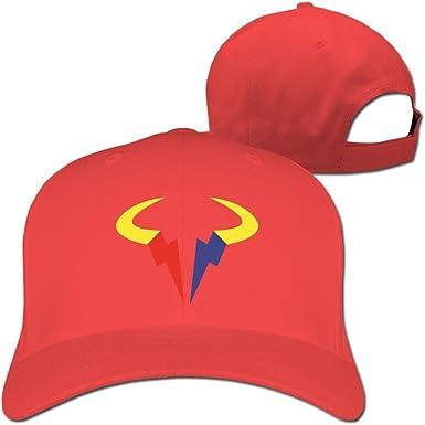 thna Rafa Nadal Logo ajustable Fashion Gorra: Amazon.es: Ropa y ...