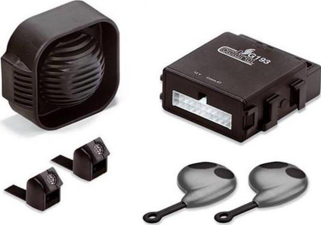 Cobra Sistema modular de alarma e inmovilizador G193: Amazon ...