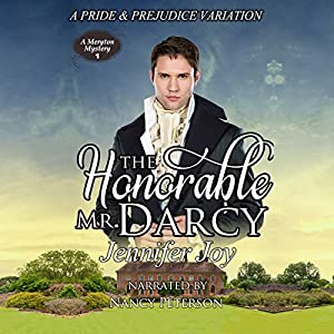 The Honorable Mr. Darcy Audiobook