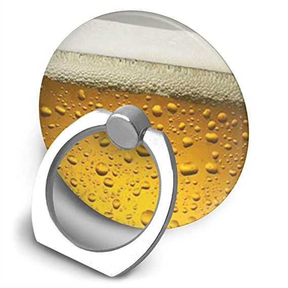 Amazon Com Beer Wallpaper 360 Rotation Cell Phone Ring