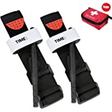 2 Pack of Tourniquets, Stops Bleeding from Life Threatening in Hunting and Hiking, Life Saving First Aid Equipment, Best for Rapid Rescue in Combat & Severe Emergencies and Blood Loss