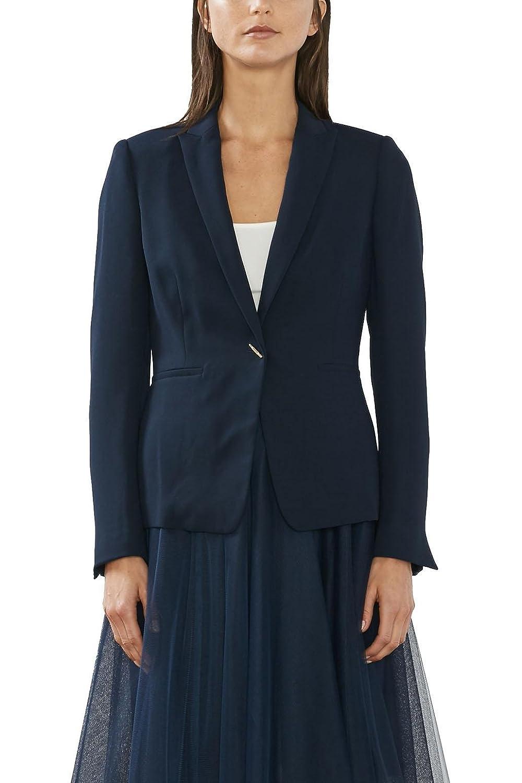 ESPRIT Collection Damen Blazer 017eo1g010
