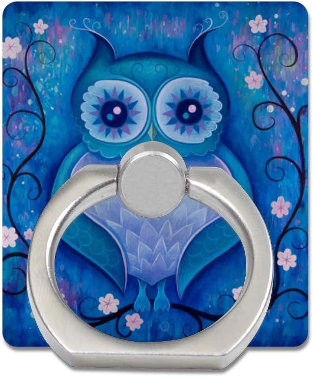 Owl Cell Phone Ring Holder