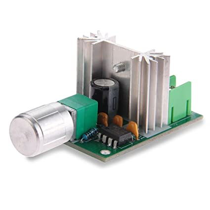 Integrated Circuits 6v-12v 6a Dc Motor Speed Control Pulse Width Modulation Pwm Controller Switch