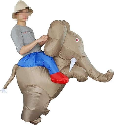 LOVEPET Adulto De Dibujos Animados Elefante Inflado Ropa Animal ...
