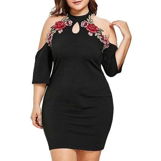 5cbce2a9383 Amazon.com  BEAUTYVAN Plus Size Dresses