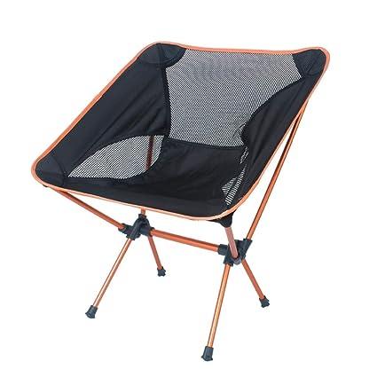Amazon.com: Silla de acampada portátil SPTAIR de altura ...