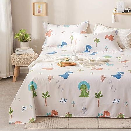 XNSY colchas Infantiles Cama 90 Colcha Individual de algodón Individual Doble Doble para niños-K_Hojas de 2.0x2.3 Metros: Amazon.es: Hogar