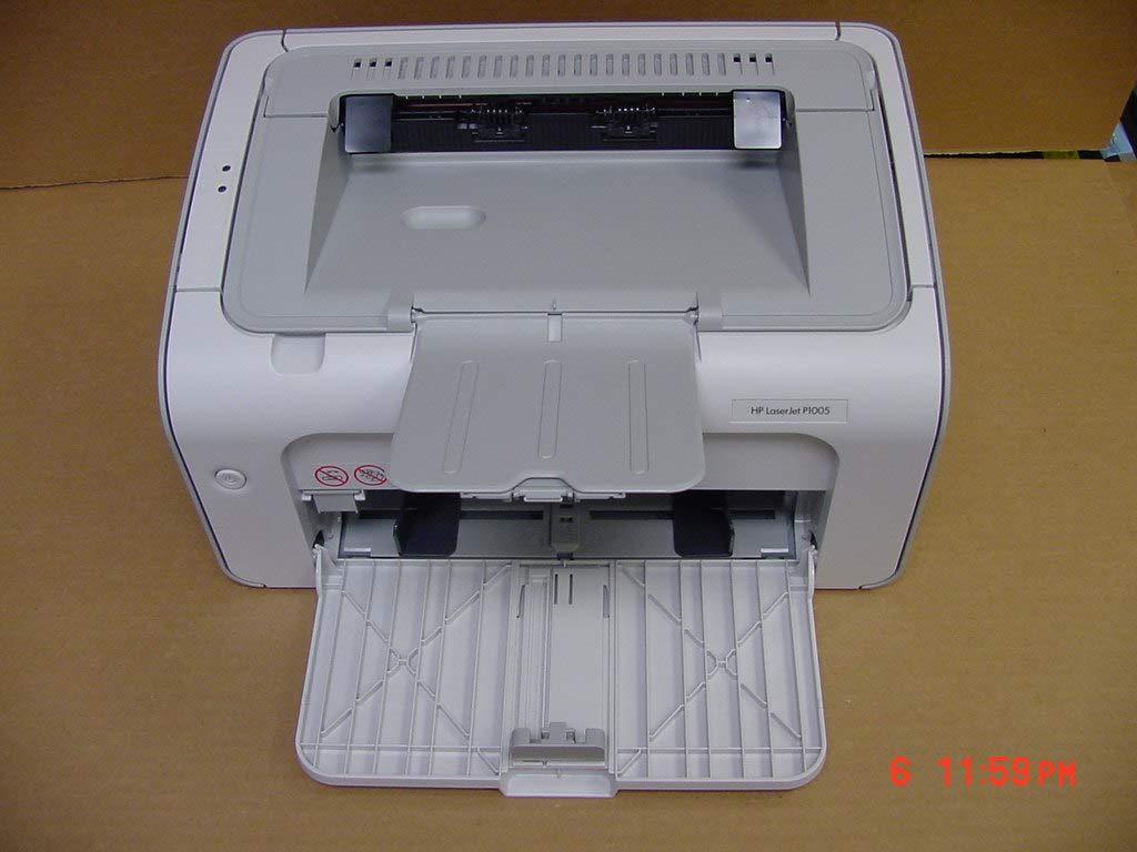 HP Impresora HP Laserjet P1005 - Impresora láser (Laser, 5000 ...